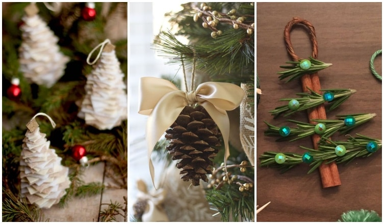 Karácsonyfadísz fillérekből? Így készítsd el!