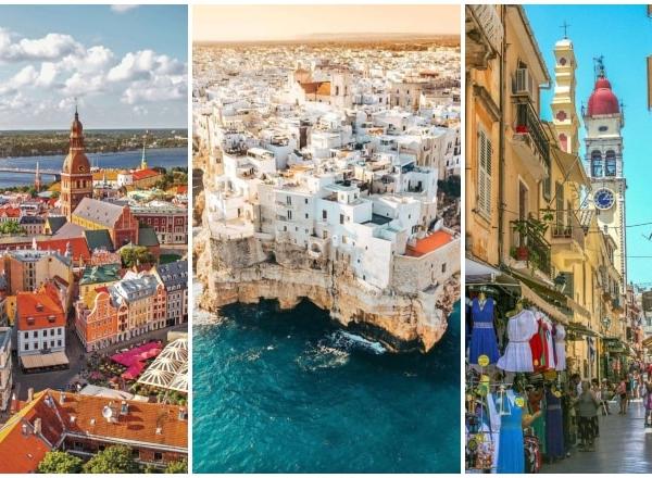 Kora nyári kiruccanások – A legjobb városlátogatások Európában