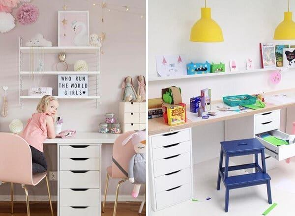 Kreatív és inspiráló tanulósarok a gyerkőcnek – Újítsd fel az íróasztalt és környékét az iskolára!