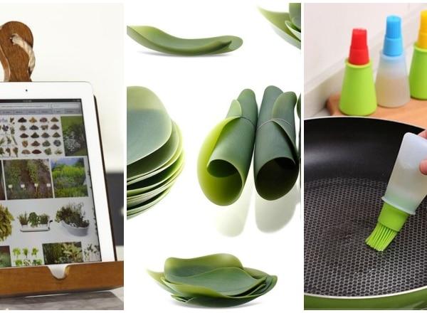 Kreatív, ötletes konyhai cuccok, amik megkönnyítik a mindennapokat