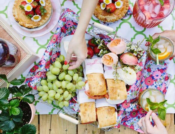 Mi kerüljön a tavaszi piknikkosárba? – A legjobb receptek a piknikhez
