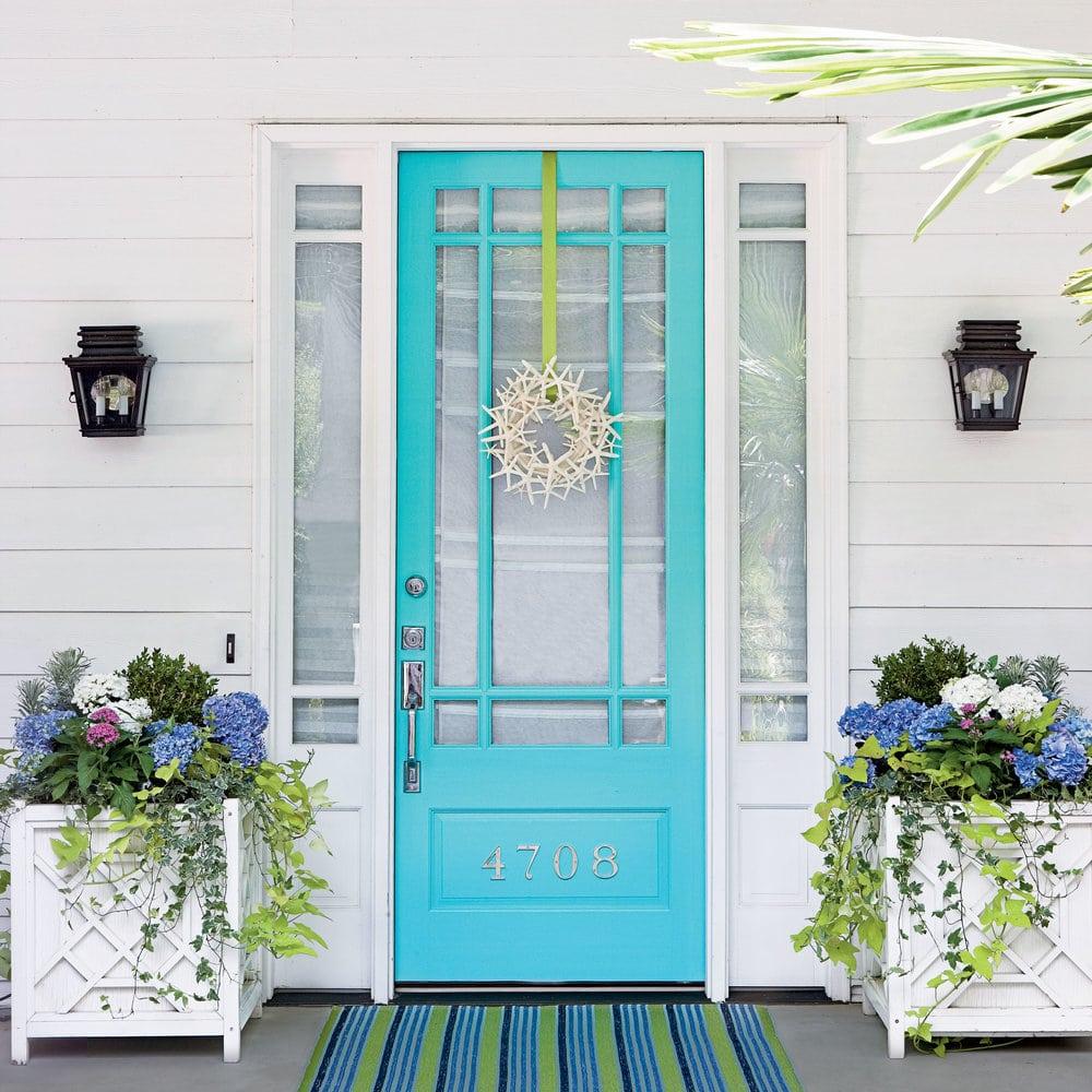 Milyen színű a bejárati ajtód? Ezt árulja el az otthonodról