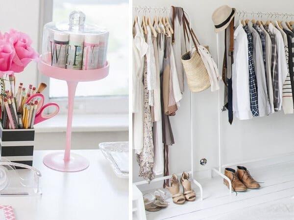 Minden szobába egy tipp: ezekkel az praktikákkal rendszerezettebb lesz a lakásod
