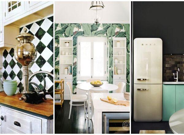 Mutatjuk, hogyan legyen menő a retró konyhád is