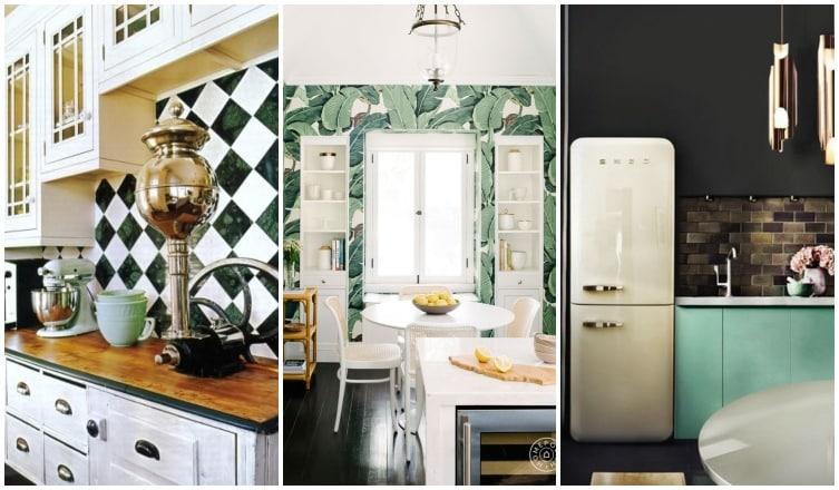 7 dekor trükk, hogyan legyen menő a régi konyhád is