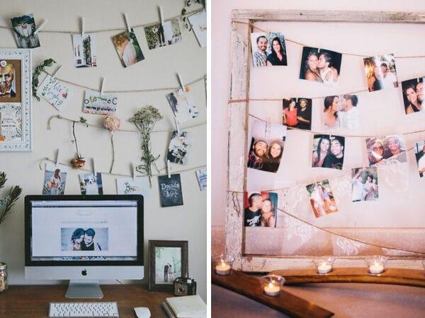 Ne hagyd az albumba porosodni! – DIY megoldások az esküvői fotóidhoz