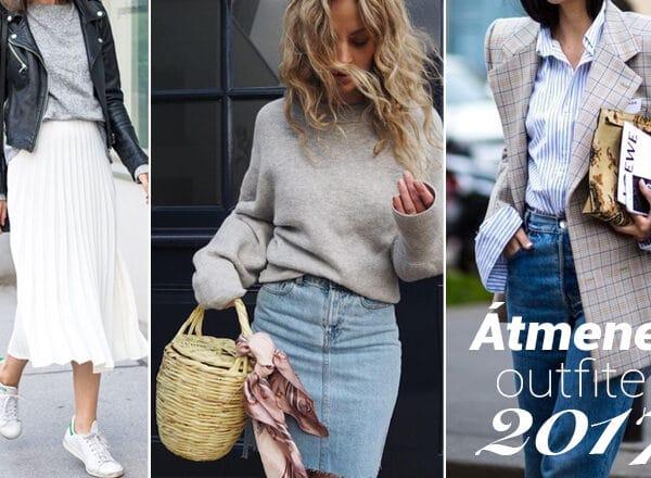 Nyárvégi outfit inspirációk – Így tedd átmenetivé a nyári ruháidat