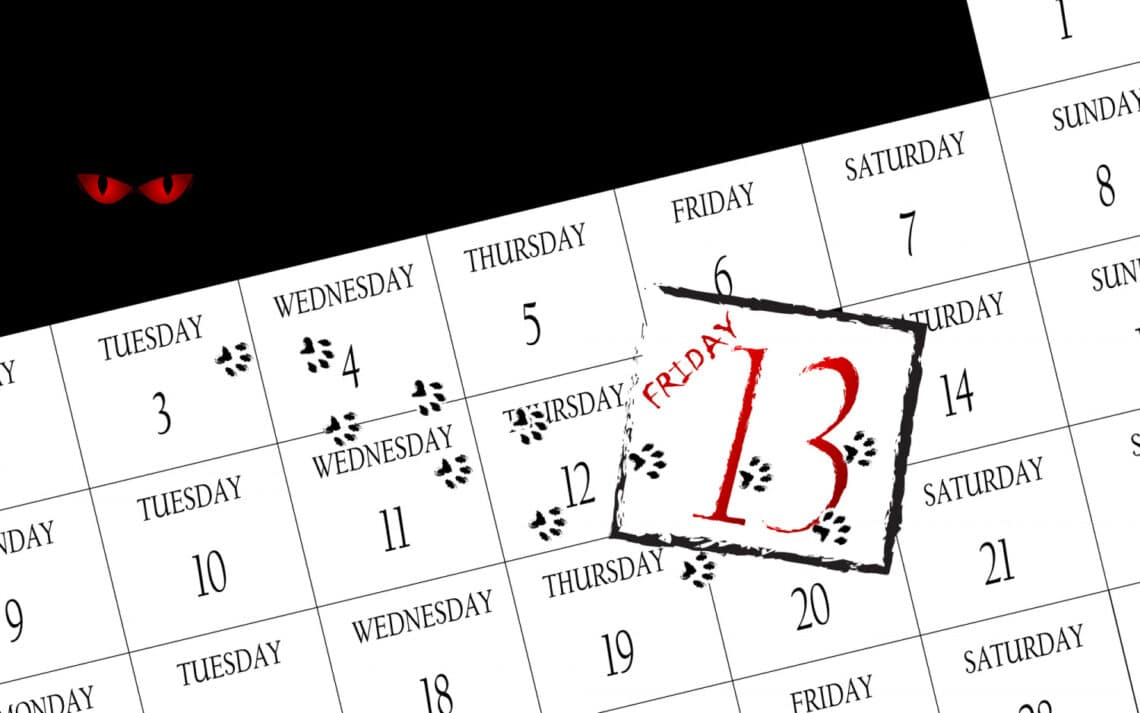 Péntek 13 horoszkóp: Kinek lesz malaca és kinek balszerencséje?