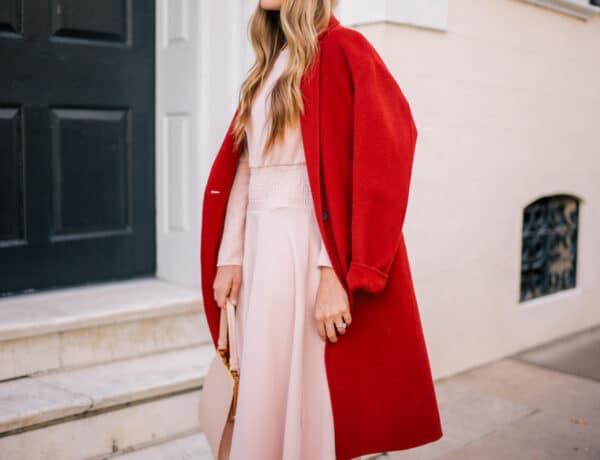 Piros és rózsaszín? Így viseld együtt ezt a két színt ősszel