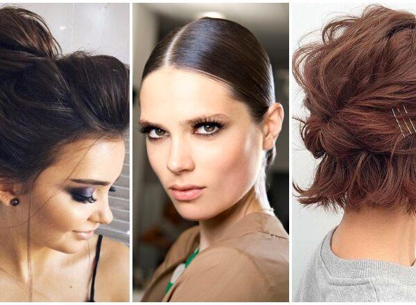 Sietsz, de valamit kezdenél a hajaddal? 5 divatos frizura, amit percek alatt elkészíthetsz