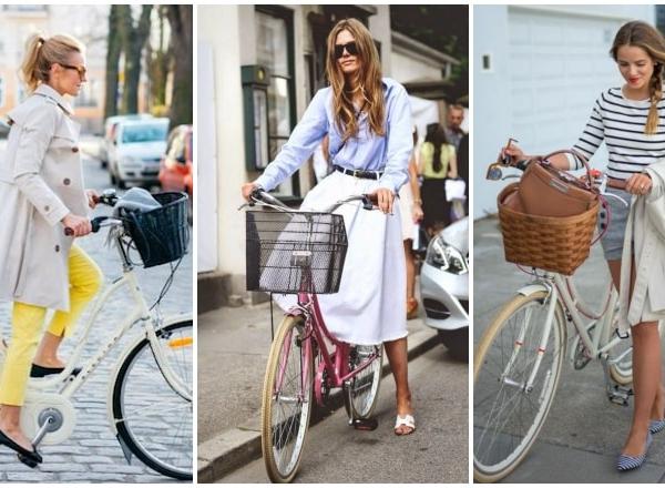 Stílusosan a biciklin – 5+1 bringás outfit tavaszra