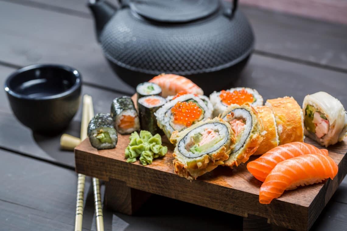 Te is rosszul etted a sushit eddig? Egyszer és mindenkorra jegyezd meg!