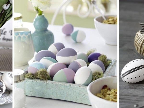 Unod a klasszikus tojásfestést? 6 modern tojásdíszítő trükk