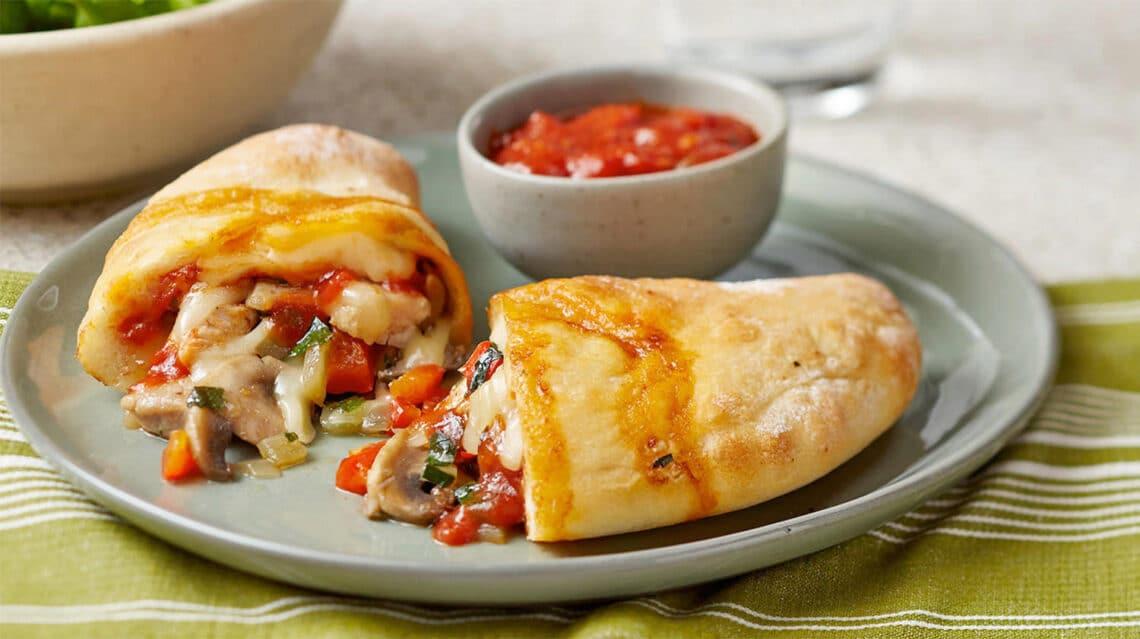 Vendégváró pizzás batyuk: ha gyorsan szeretnél finom rágcsálnivalót