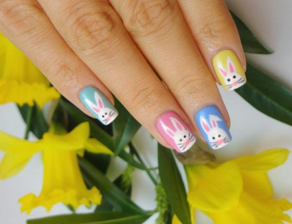 10 aranyos húsvéti manikűr az ünnepre