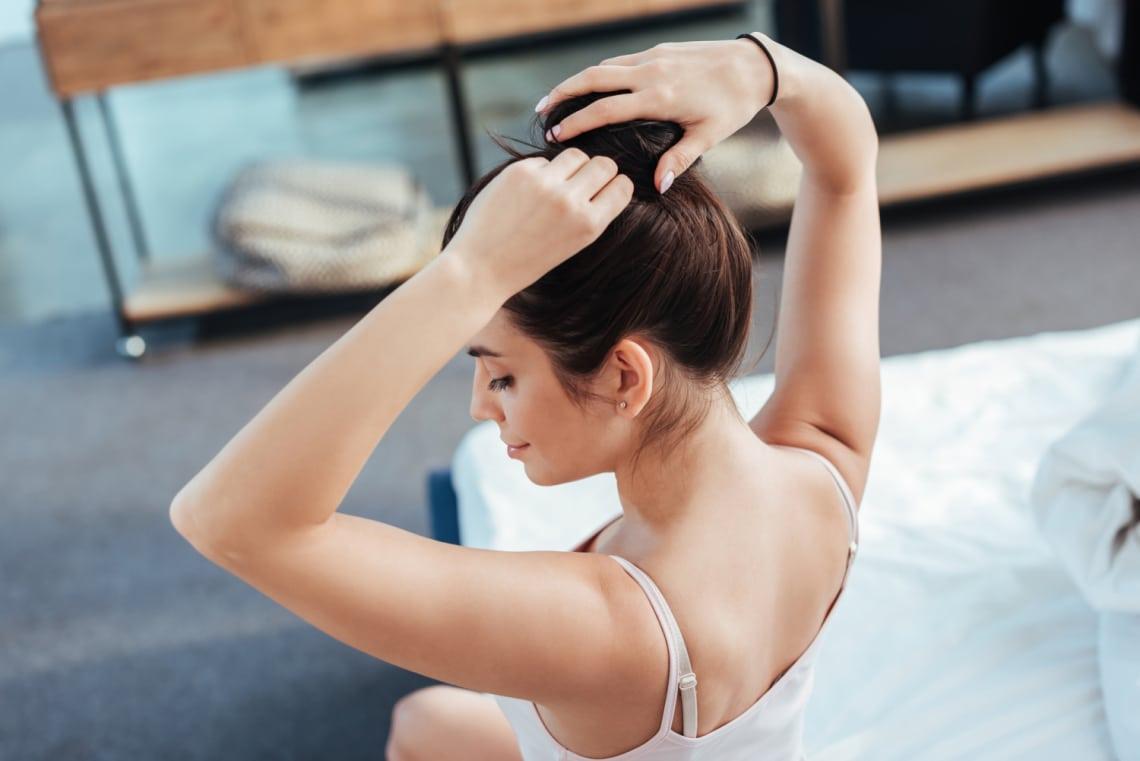 10 frizura, amivel leplezheted a lenőtt hajat