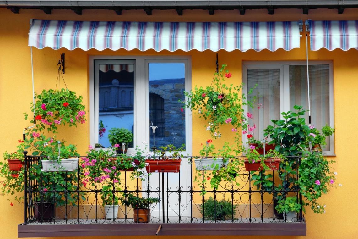 10 káprázatos balkon-kert: Te is meg tudod csinálni!