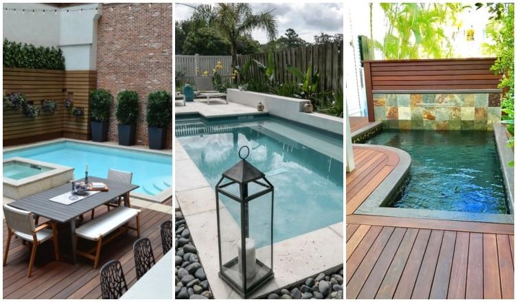 10 kicsi és intim medence, ami bármelyik kertben jól mutat