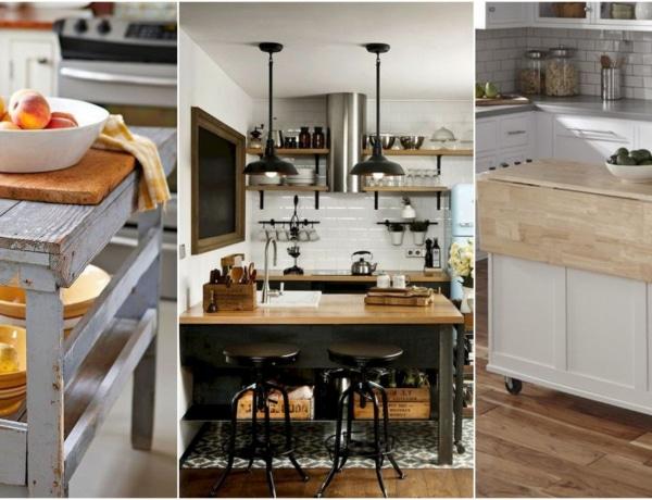 10 kicsi konyhasziget, ha csak kevés hely áll a rendelkezésedre