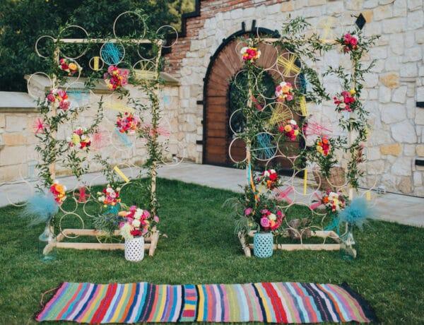 10 lélegzetelállító ötlet rusztikus esküvőre