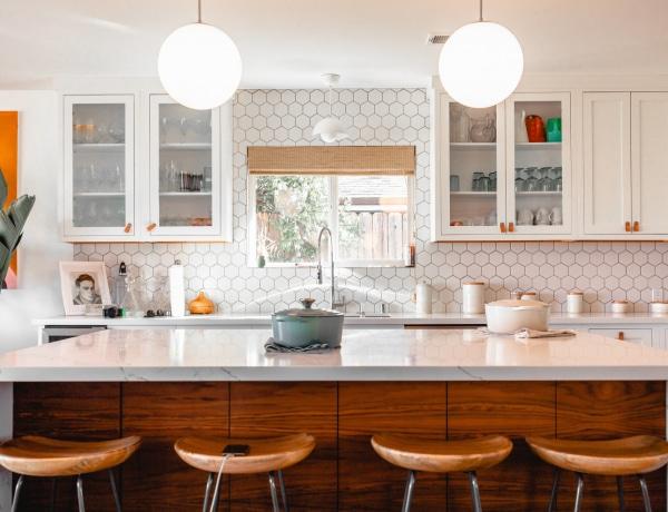 10 lakberendezői hiba, ami tönkreteszi a konyhád kinézetét