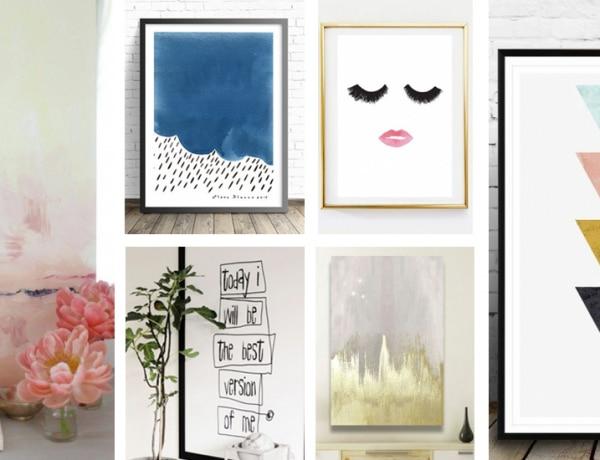 10 mutatós festmény, amit te is lemásolhatsz: saját képed lehet a falon (Galéria)