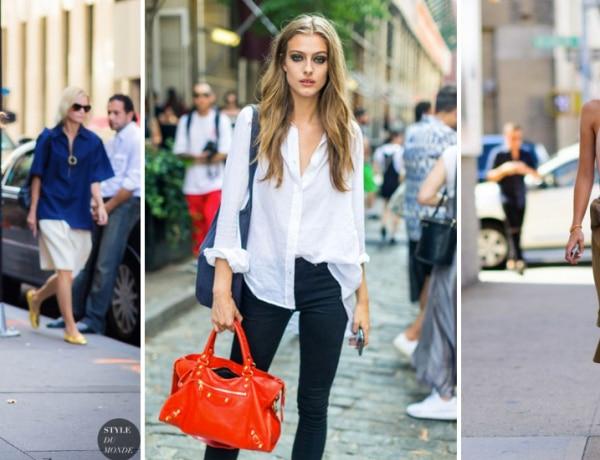 10 stílus tipp New York-i nőktől, amit magadra formálhatsz