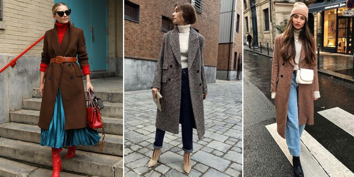 10 stílusos outfit, ha szereted a garbót