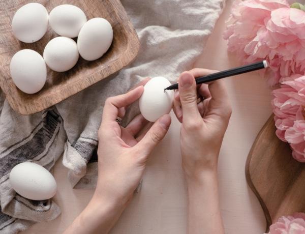 10 tavaszi dekoráció, amit otthon, néhány hozzávalóból elkészíthetsz