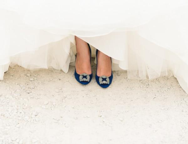 """11 """"valami kék"""" cipő, amiben te lehetsz a leggyönyörűbb menyasszony – Lelőhelyekkel"""