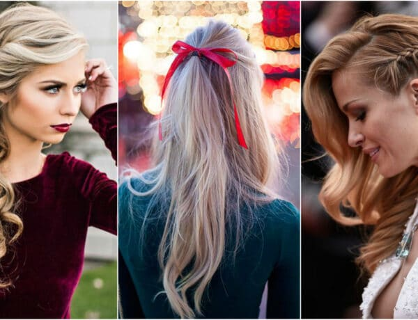12 meseszép karácsonyi frizura, amiért garantáltan bezsebelsz pár bókot