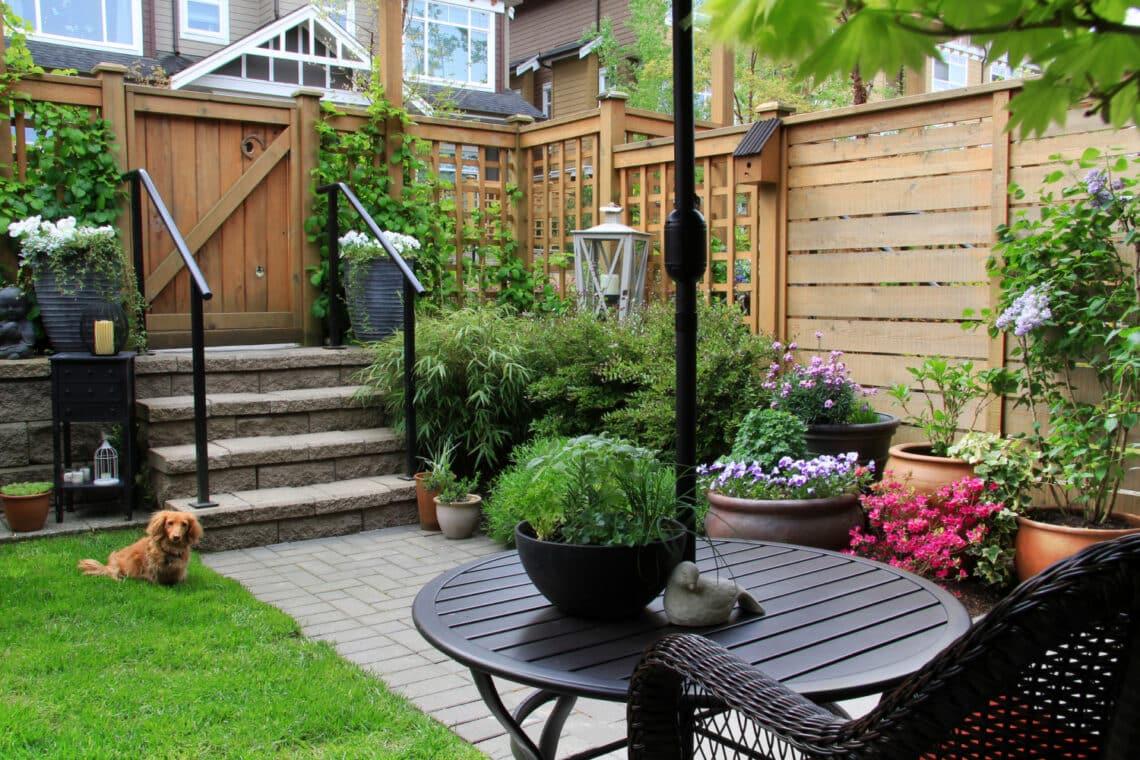12 pici kert, óriási hatással – Kevés négyzetméteren is lehet
