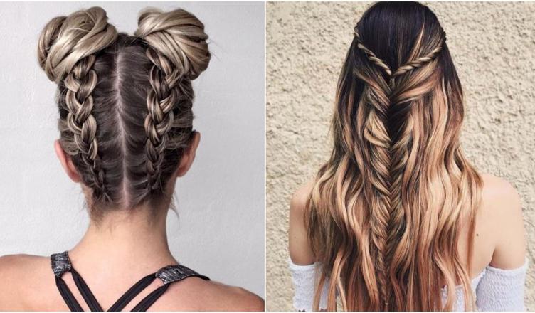 15 bámulatos fonott frizura