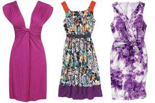 2010-es nyári ruhák alak szerint