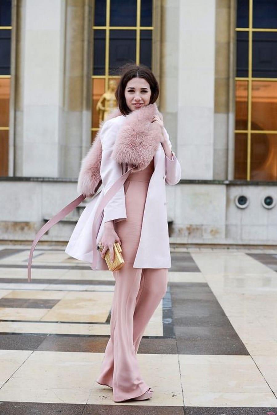 2017 új divatszíne: a blush – Így hordd!