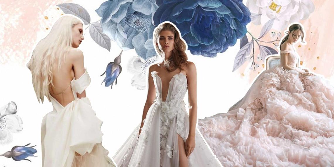 2020 legnagyobb esküvői ruhatrendjei – Melyikben lennél menyasszony?