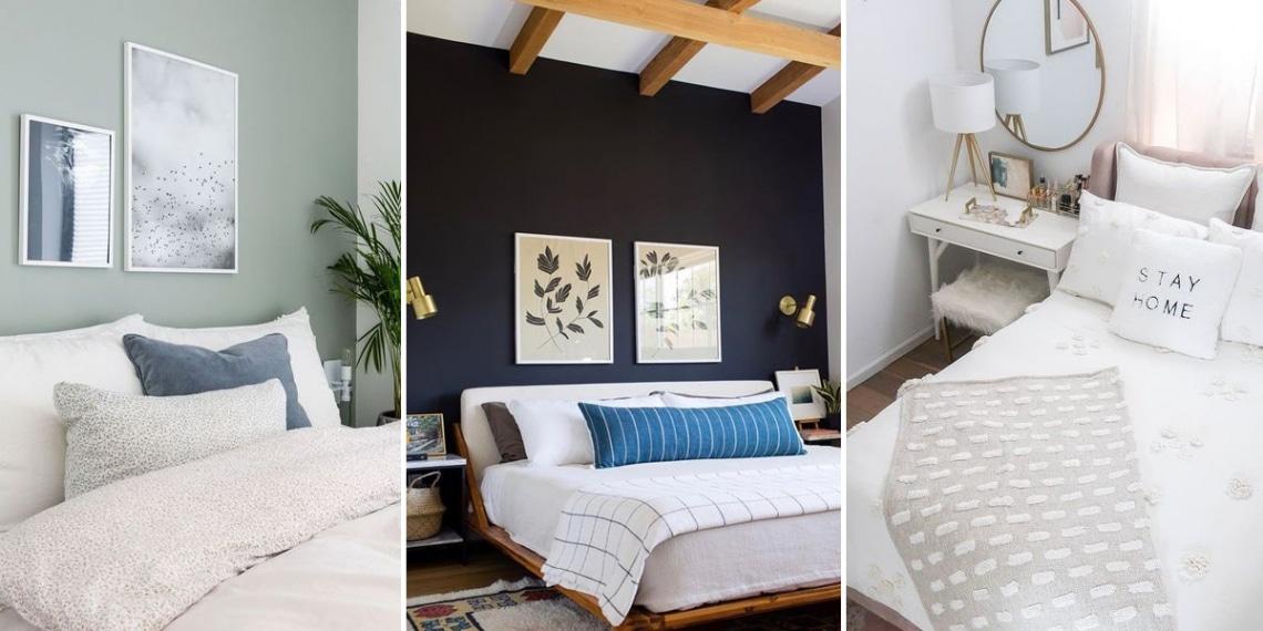 21 apró hálószoba kreatív ötletekkel – Mert a kicsi is lehet káprázatos!