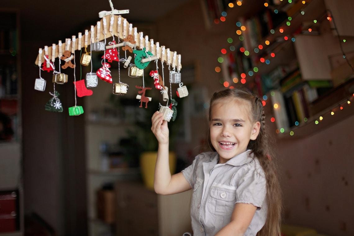 3 alternatíva adventi naptárra gyerekeknek – a klasszikus csoki helyett
