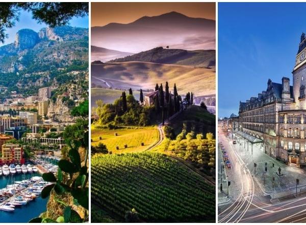3 külföldi üdülőhely tavaszra – már most érdemes megszervezni a kiruccanást