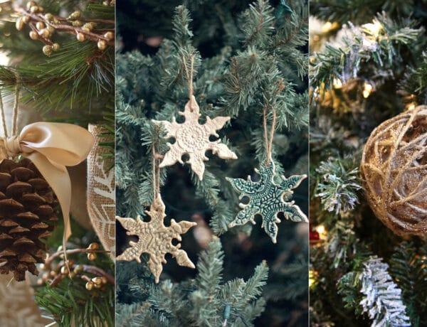 3 meseszép DIY-karácsonyfadísz – így készítsd el őket!