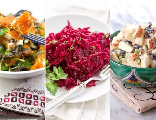 4 ízletes téli saláta egy tökéletes vacsorához