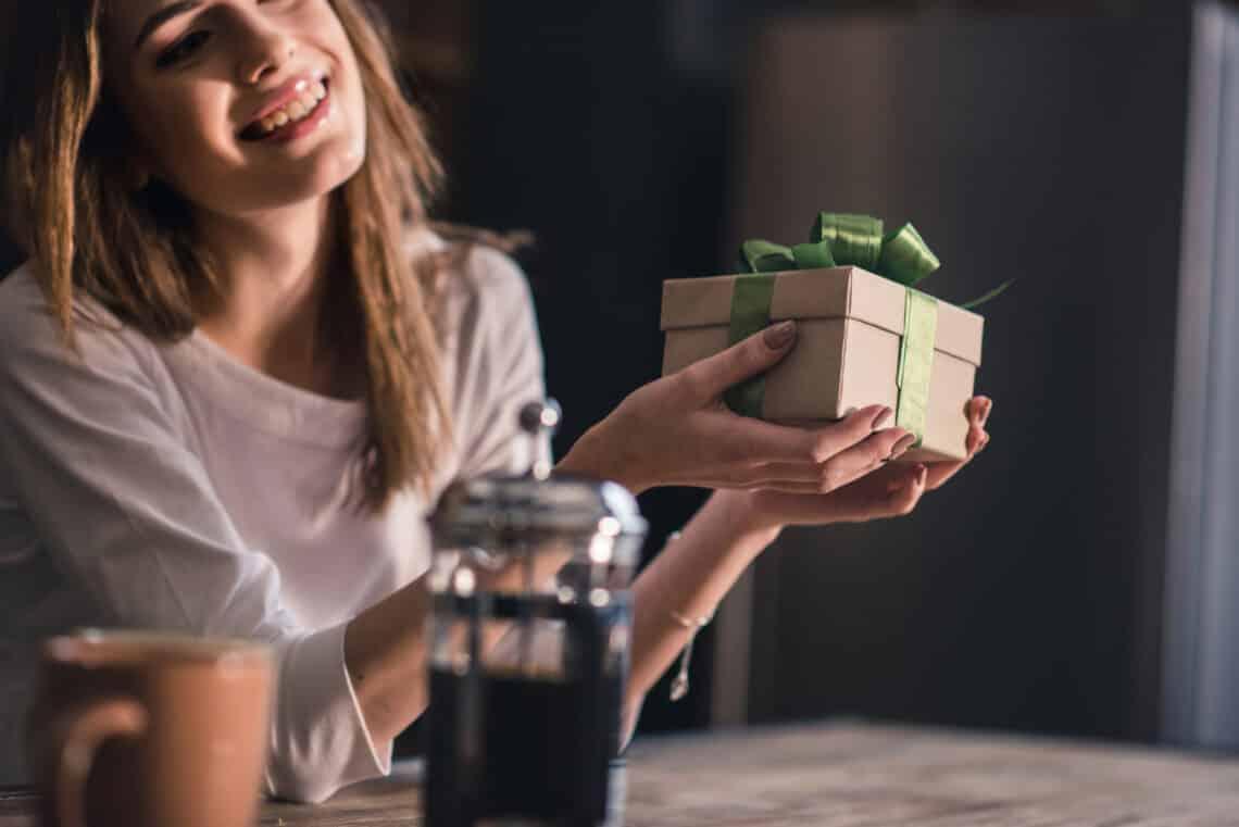4 ajándékötlet olyanoknak, akiknek mindenük megvan