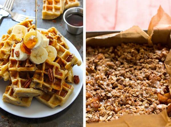 4 egyszerű VEGÁN reggeli őszre, receptekkel