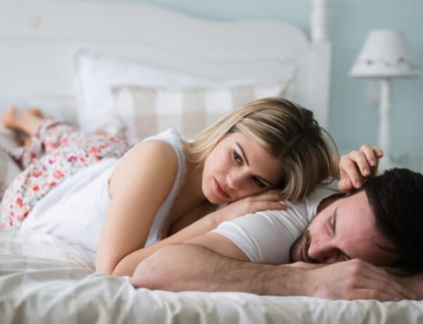 4 jel, hogy már csak megszokásból vagy együtt a pároddal