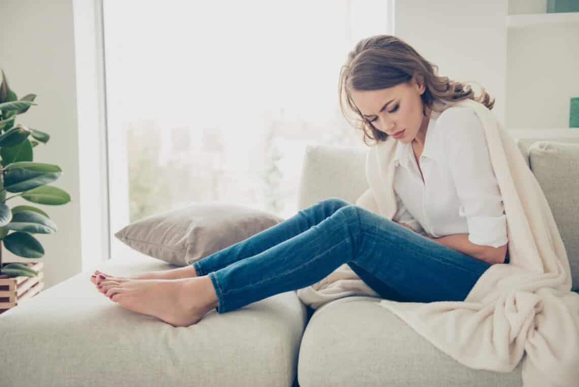 4 jel, hogy nem normális a menstruációd