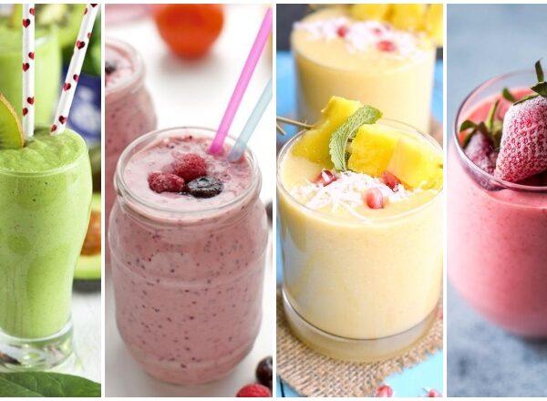 4 salaktalanító smoothie, ami segít formába jönnöd nyárra