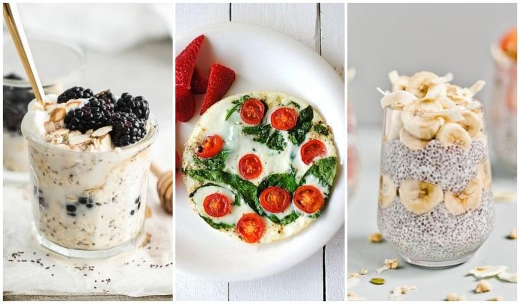 4+1 anyagcsere-pörgető étel reggelire – A hatásuk garantált!
