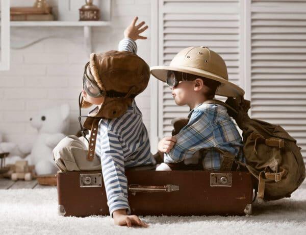 5 életmentő trükk, ha utazni készültök a gyerekkel