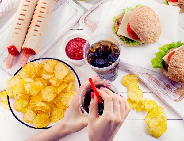 5 étel és ital, ami sajnos gyengíti az immunrendszered
