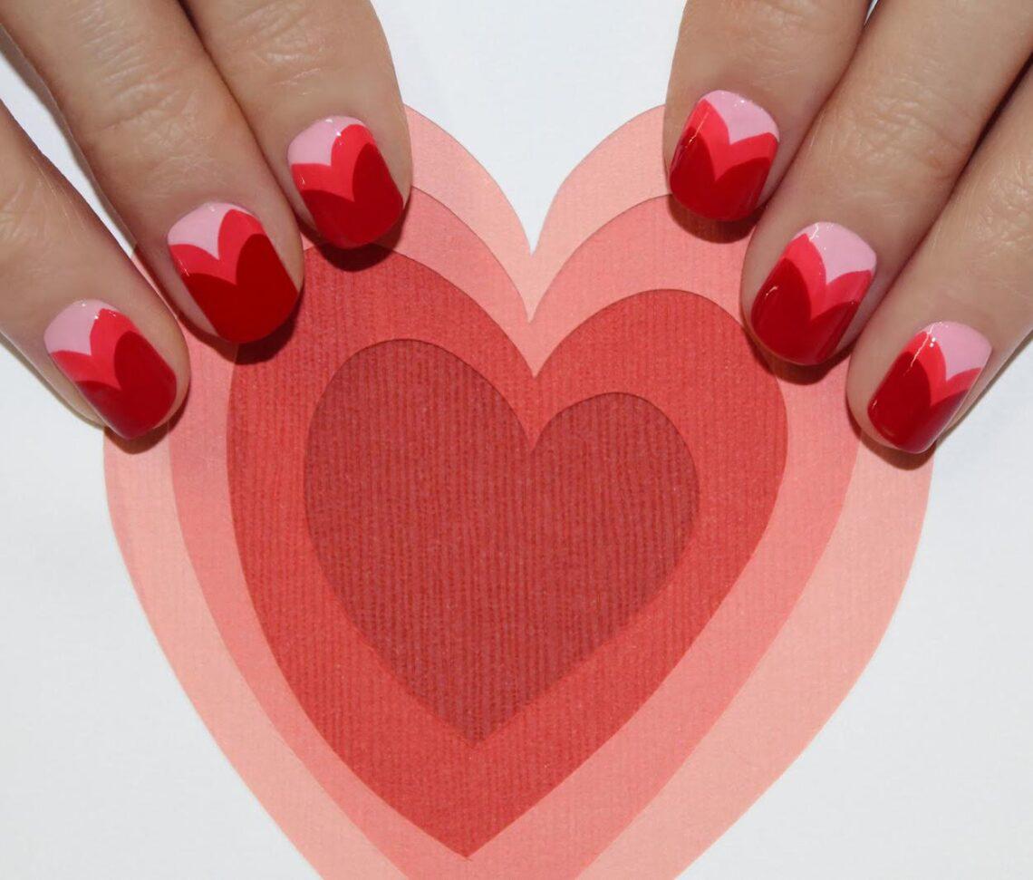 5 Valentin napi köröm inspiráció – a legújabb trendek szerint